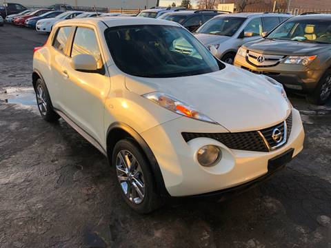 2011 Nissan JUKE for sale at 101 Auto Sales in Sacramento CA