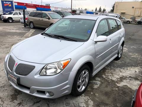 2007 Pontiac Vibe for sale in Sacramento, CA