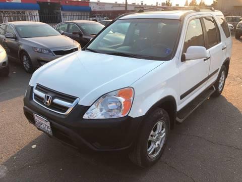 2003 Honda CR-V for sale in Sacramento, CA