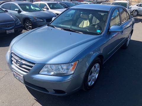 2009 Hyundai Sonata for sale at 101 Auto Sales in Sacramento CA