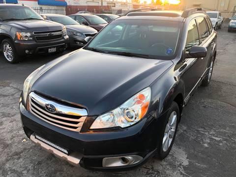 2011 Subaru Outback for sale at 101 Auto Sales in Sacramento CA