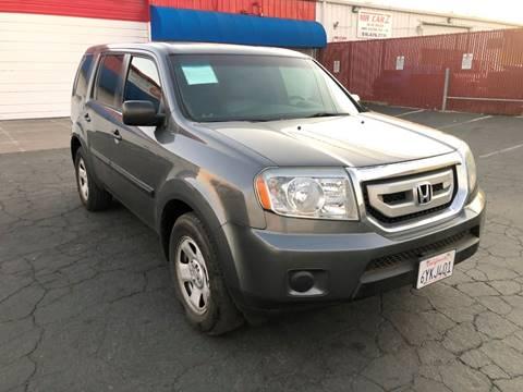 2010 Honda Pilot for sale at 101 Auto Sales in Sacramento CA