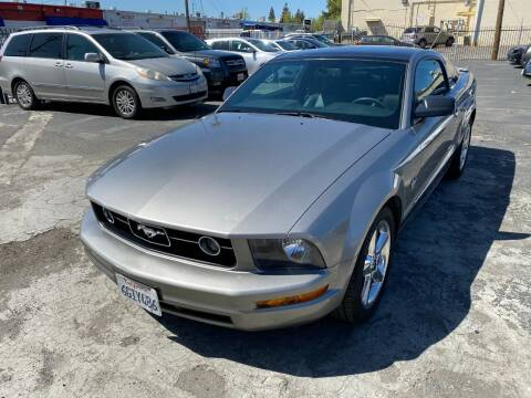 2009 Ford Mustang for sale at 101 Auto Sales in Sacramento CA