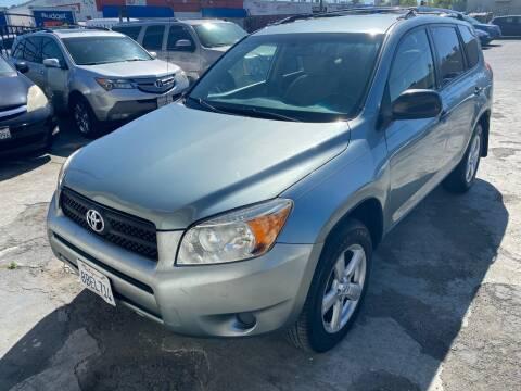 2007 Toyota RAV4 for sale at 101 Auto Sales in Sacramento CA