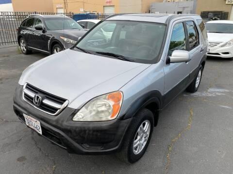 2003 Honda CR-V for sale at 101 Auto Sales in Sacramento CA