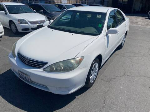 2005 Toyota Camry for sale at 101 Auto Sales in Sacramento CA