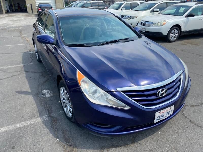 2012 Hyundai Sonata for sale at 101 Auto Sales in Sacramento CA