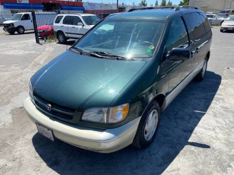 1999 Toyota Sienna for sale at 101 Auto Sales in Sacramento CA