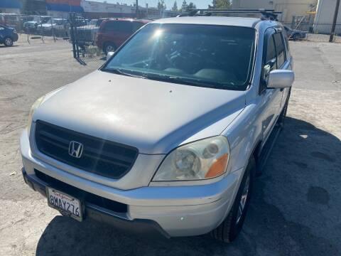 2004 Honda Pilot for sale at 101 Auto Sales in Sacramento CA