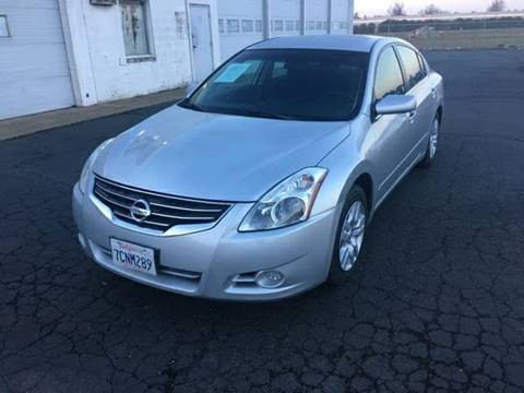 2012 Nissan Altima for sale at 101 Auto Sales in Sacramento CA