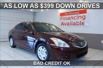 2012 Nissan Altima for sale at $399 Down Drives in Mesa AZ