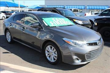 2013 Toyota Avalon for sale at $399 Down Drives in Mesa AZ