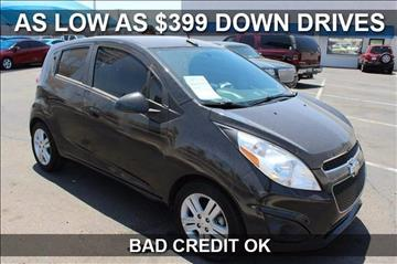 2013 Chevrolet Spark for sale at $399 Down Drives in Mesa AZ