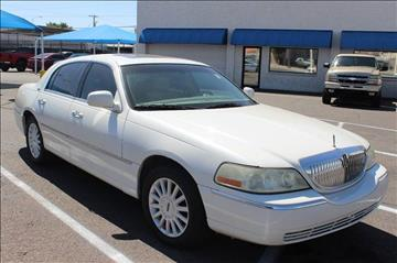 2005 Lincoln Town Car for sale at $399 Down Drives in Mesa AZ