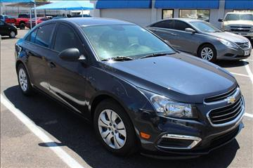 2015 Chevrolet Cruze for sale at $399 Down Drives in Mesa AZ