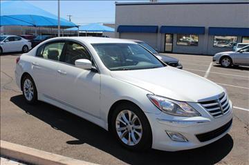 2013 Hyundai Genesis for sale at $399 Down Drives in Mesa AZ