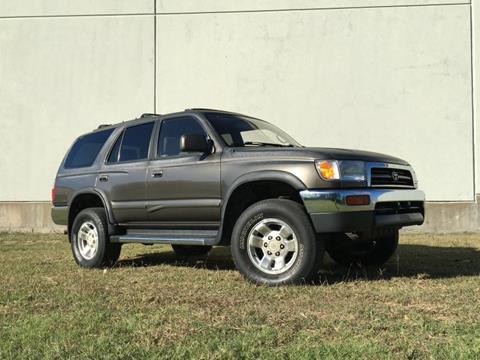 1998 Toyota 4Runner for sale in Plano, TX