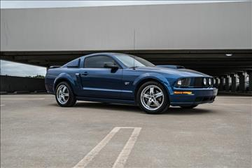 2007 Ford Mustang for sale in Plano, TX