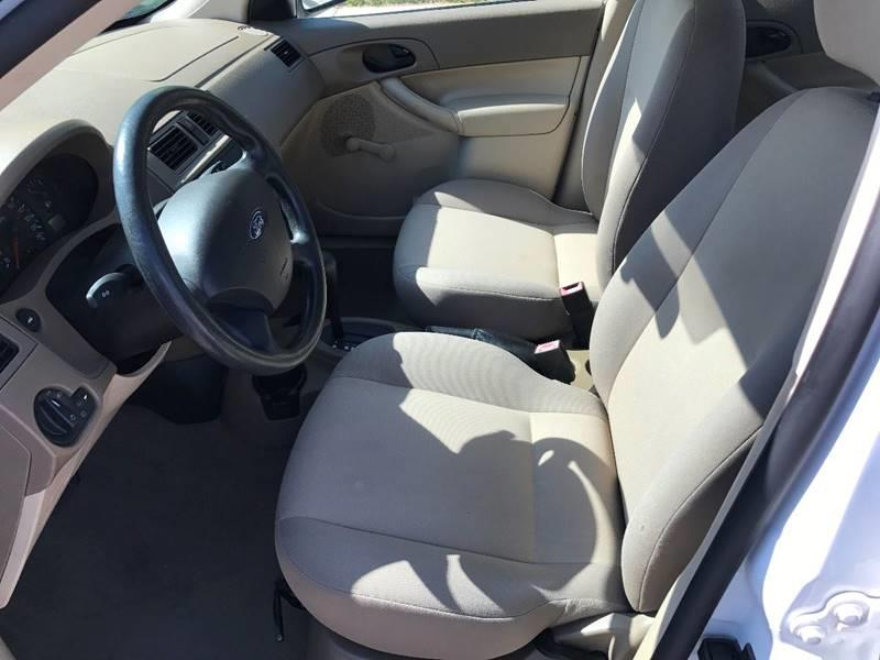 2007 Ford Focus ZX4 S 4dr Sedan - Colton CA