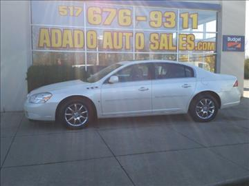 2008 Buick Lucerne for sale in Mason, MI