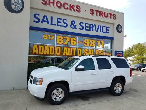 2012 Chevrolet Tahoe for sale in Mason MI