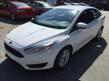 2015 Ford Focus for sale at Triad Imports Inc. in Greensboro NC