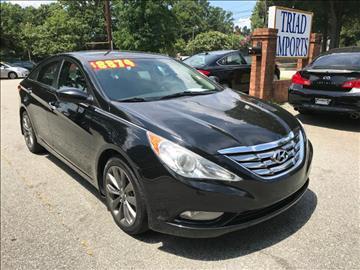 2011 Hyundai Sonata for sale at Triad Imports Inc. in Greensboro NC
