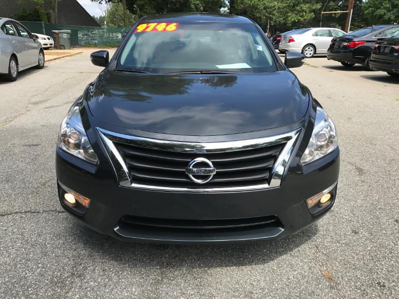 2013 Nissan Altima for sale at Triad Imports Inc. in Greensboro NC