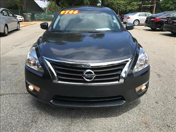 2013 Nissan Altima for sale at Triad Imports Inc. in Greensboro NC