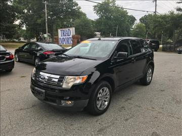 2008 Ford Edge for sale at Triad Imports Inc. in Greensboro NC