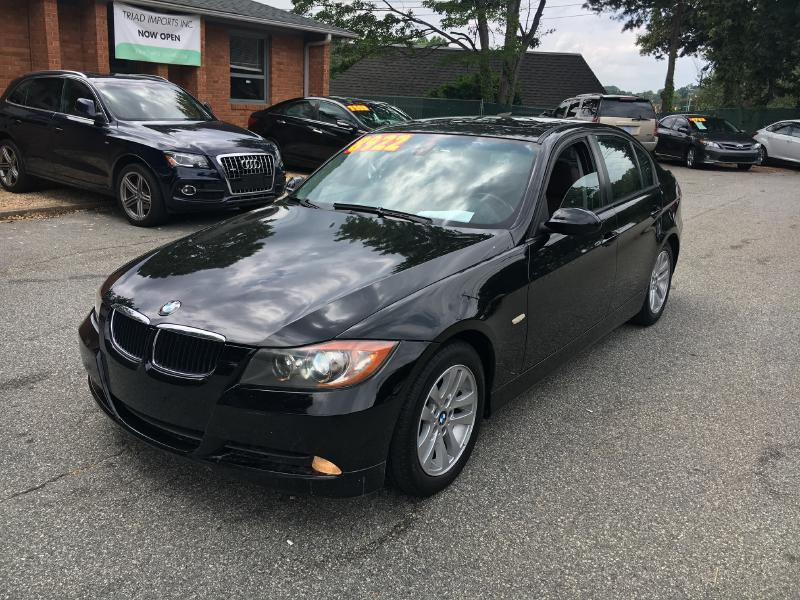 2007 BMW 3 Series for sale at Triad Imports Inc. in Greensboro NC