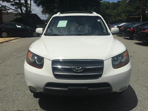 2008 Hyundai Santa Fe for sale in Greensboro, NC