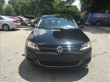 2013 Volkswagen Jetta for sale at Triad Imports Inc. in Greensboro NC