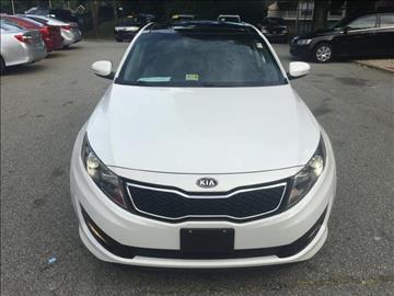 2012 Kia Optima for sale at Triad Imports Inc. in Greensboro NC
