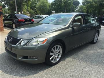2006 Lexus GS 300 for sale at Triad Imports Inc. in Greensboro NC