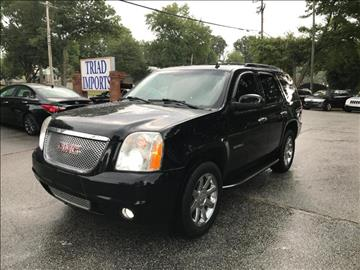 2007 GMC Yukon for sale at Triad Imports Inc. in Greensboro NC