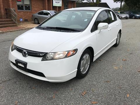 2007 Honda Civic for sale in Greensboro, NC