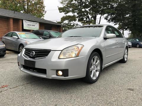 2008 Nissan Maxima for sale in Greensboro, NC