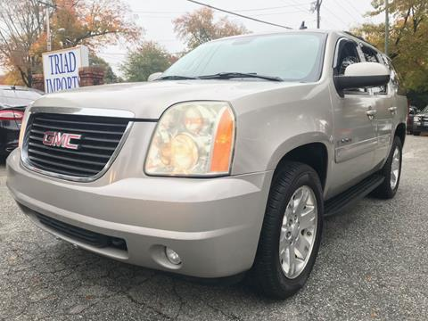 2007 GMC Yukon for sale in Greensboro, NC