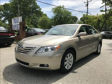 2007 Toyota Camry for sale in Greensboro, NC