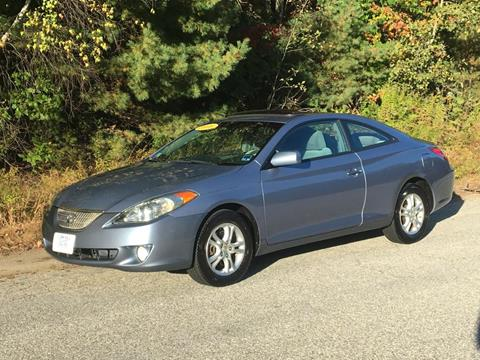 2006 Toyota Camry Solara for sale in Candia, NH