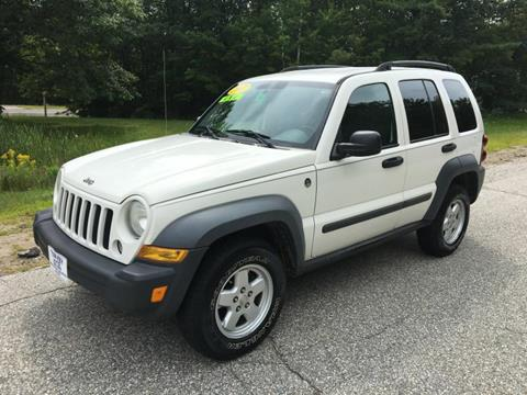 2007 Jeep Liberty for sale in Candia, NH