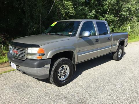 2002 GMC Sierra 2500HD for sale in Candia, NH