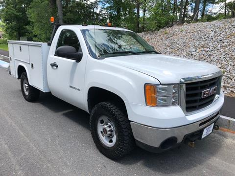 2010 GMC Sierra 2500HD for sale in Candia, NH