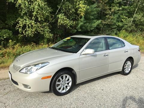 2003 Lexus ES 300 for sale in Candia, NH