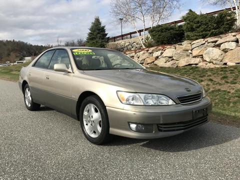 2000 Lexus ES 300 for sale in Candia, NH