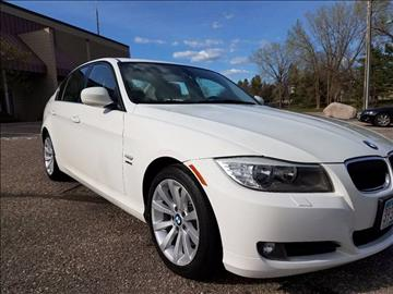 2011 BMW 3 Series for sale at Dufour Automotive Inc. in Eden Prairie MN