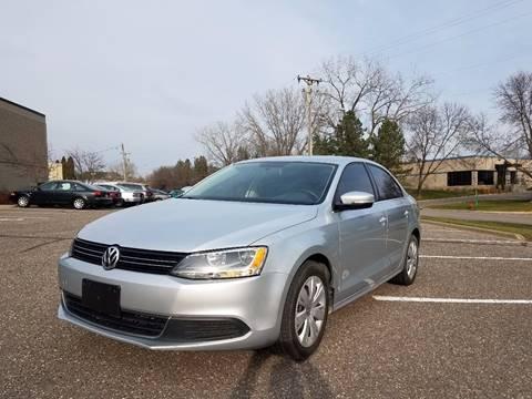 2013 Volkswagen Jetta for sale in Eden Prairie, MN