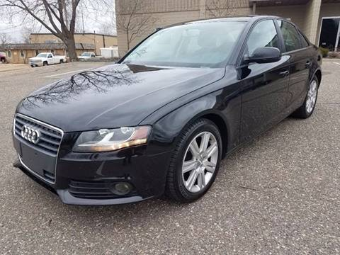 2010 Audi A4 for sale at Dufour Automotive Inc. in Eden Prairie MN
