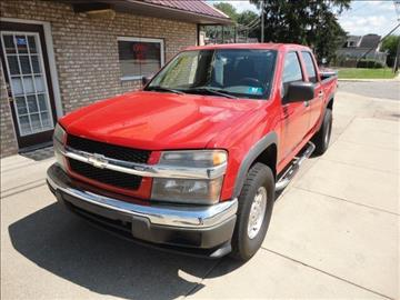 2005 Chevrolet Colorado for sale in Wellsburg, WV